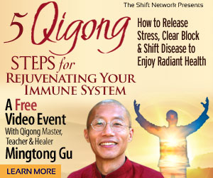 5 Qigong Steps for Rejuvenating Your Immune System: How to Release Stress, Clear Blocks & Shift Disease to Enjoy Radiant Health