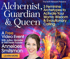 Alchemist, Guardian & Queen: Three Feminine Archetypes to Activate Your Womb Wisdom & Evolutionary Calling