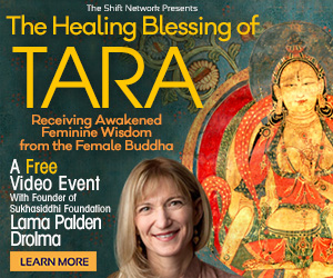 The Healing Blessing of Tara: Receiving Awakened Feminine Wisdom from the Female Buddha