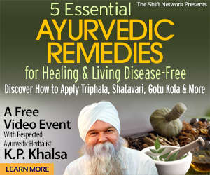 RSVP here for 5 Essential Ayurvedic Remedies for Healing & Living Disease-Free: Discover How to Apply Triphala, Shatavari, Gotu Kola & More
