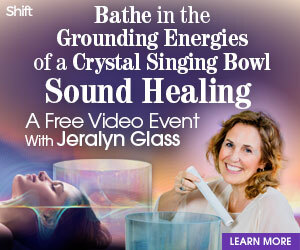 Bathe in the Grounding Energies of a Crystal Singing Bowl Sound Healing: Release Stress & Grief as You Open to New Beginnings