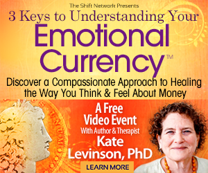 RSVP here for 3 Keys to Understanding Your Emotional Currency: Discover a Compassionate Approach to Healing the Way You Think & Feel About Money