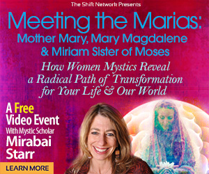 Meeting the Marias: Mother Mary, Mary Magdale & Miriam Sister of Moses