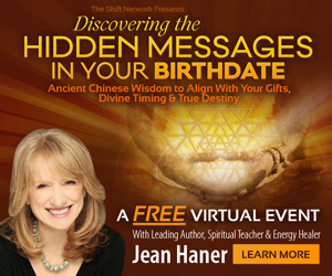 RSVP here for Discovering The Hidden Messages in Your Birthdate: Ancient Chinese Wisdom to Align With Your Gifts, Divine Timing & True Destiny