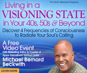 Living in a Visioning State in Your 40s, 50s & Beyond: Discover 4 Frequencies of Consciousness to Radiate Your Soul Calling