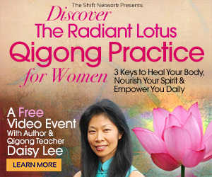 Discover The Radiant Lotus Qigong Practice for Women with Daisy Lee