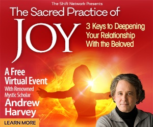 The Sacred Practice of Joy: 3 Keys to Deepening Your Relationship With the Beloved