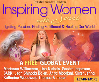 Free Online Gathering Inspiring Women with Soul March 1-8, 2018