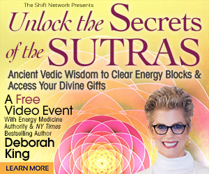 Unlock the Secrets of the Sutras: Vedic Wisdom to Clear Energy Blocks & Access Your Divine Gifts