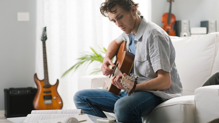 Songwriting (the creative process for beginners)