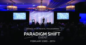 Bob will teach the entire process during the LIVE Stream of Paradigm Shift on June 29th - July 1st