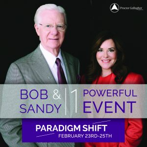 Bob Proctor will teach the entire process during the LIVE Stream of Paradigm Shift on February 23rd – 25th