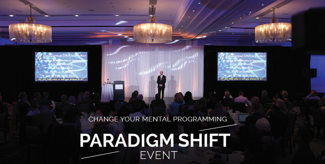 Next Paradigm Shift event 2018 June 29 - July 1 Early Bird Discount Registration open