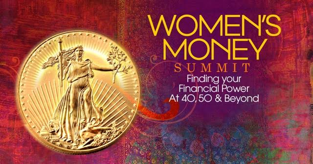 women's money summit 2018 finding your financial power
