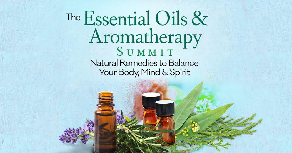 Free Online Event The Essential Oils & Aromatherapy Summit with Botanical Medicine Expert David Crow October 23-26, 2018