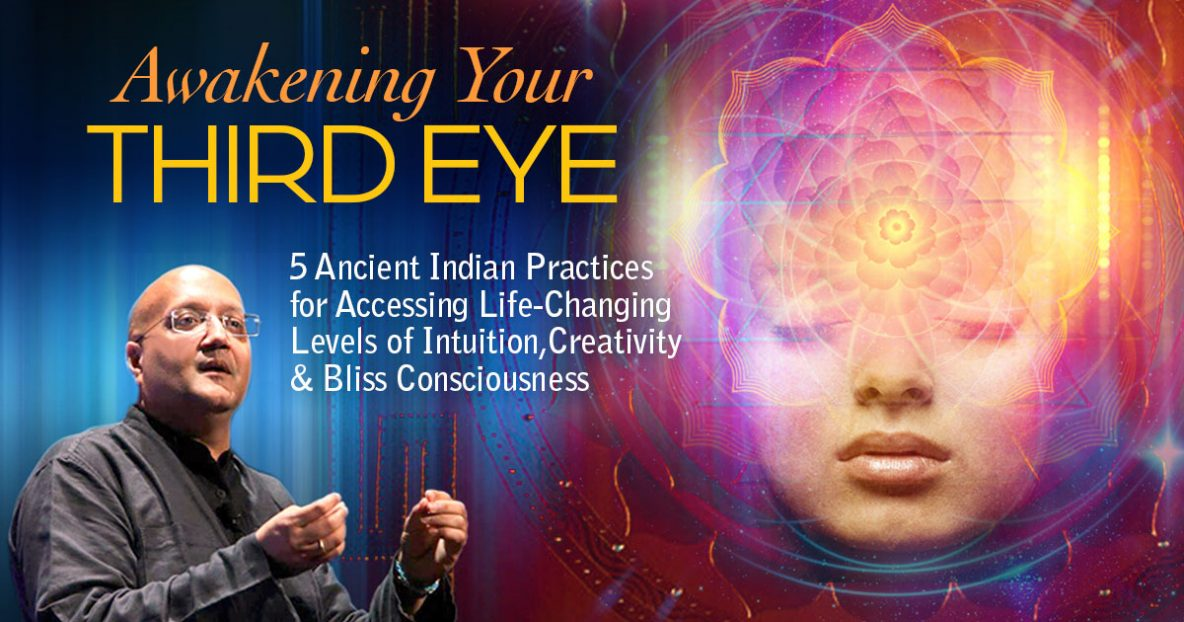 Opening and Activation of Third Eye