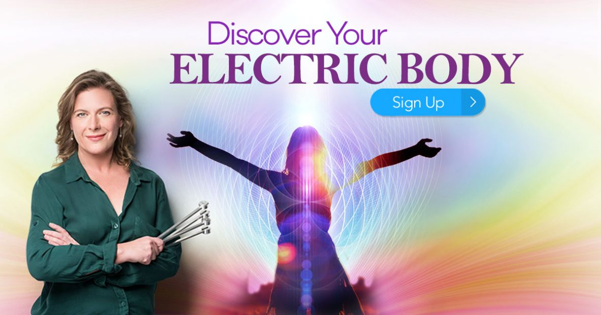 Eileen McKusick Sound Therapy Healing Electric Body Harmony Wellbeing