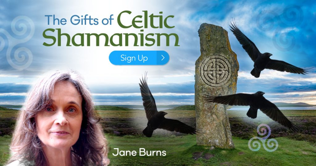 Celtic Medicine, Celtic Shamanism archetypes, journey to the Otherworld with Brigid, reclaim your sovereignty authentic Self daily practices of gratitude, reciprocity, and self-protection