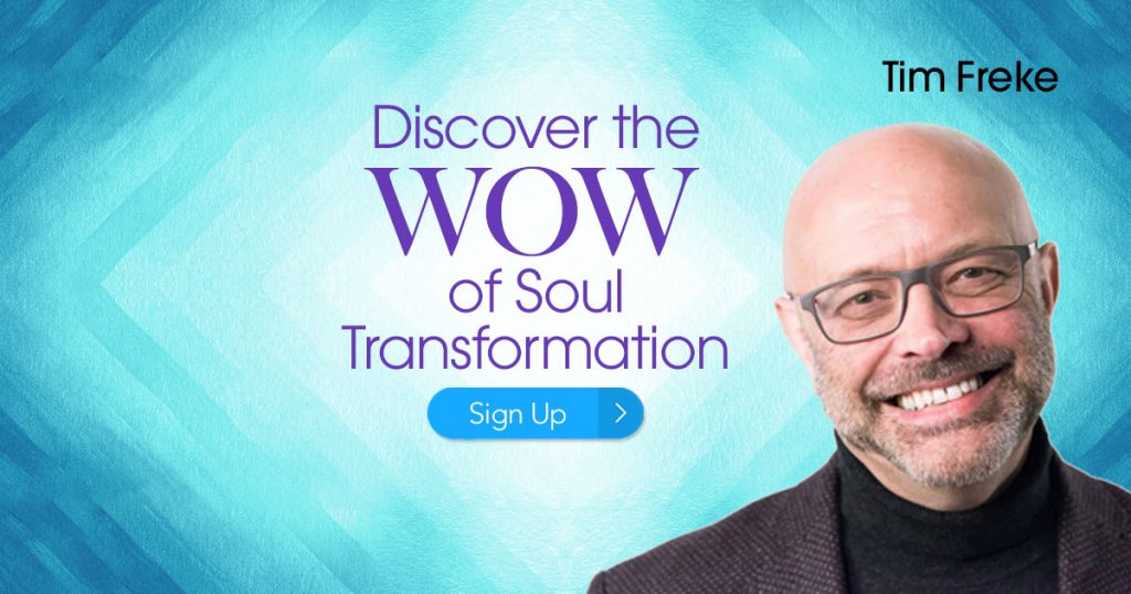 Register free to Discover the WOW of Soul Transformation: 'Waking Up' is not what you think it is…