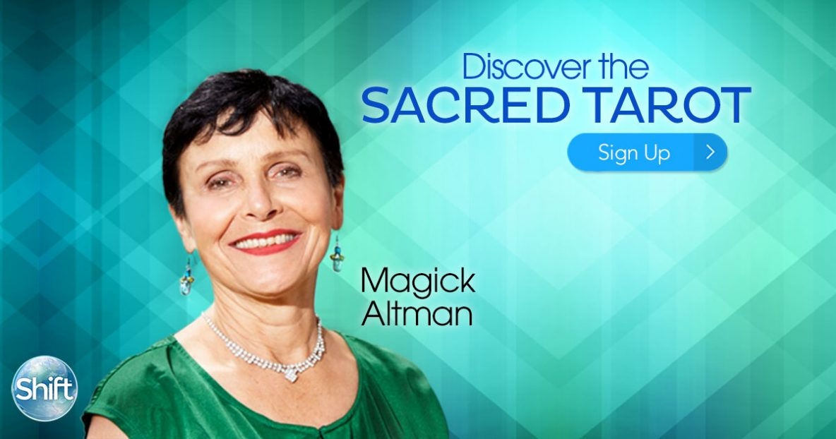 Discover the Sacred Tarot - Archetypal Energies to Reveal Your Soul's Wisdom & Activate Your True Self