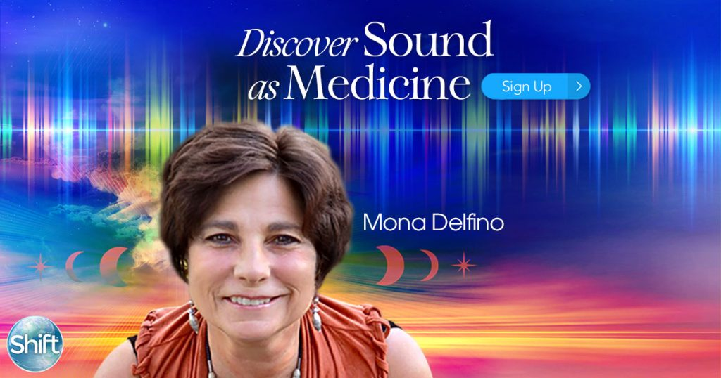 Discover Sound as Medicine: How to Clear Emotional Blocks & Heal Common Illnesses & Chronic Conditions Through the Power of Your Own Voice