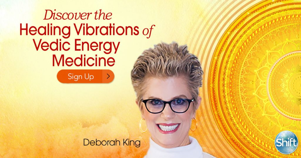 Healing Vibrations of Vedic Energy Medicine Essential Practices to Release Emotional Blocks in Your Energy Body & Access Higher Levels of Consciousness
