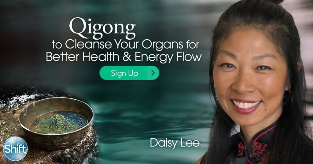Healing Zang Fu Gong Qigong Practices to Cleanse Your Body Organs for Better Health & Energy Flow to Your Liver & Lungs