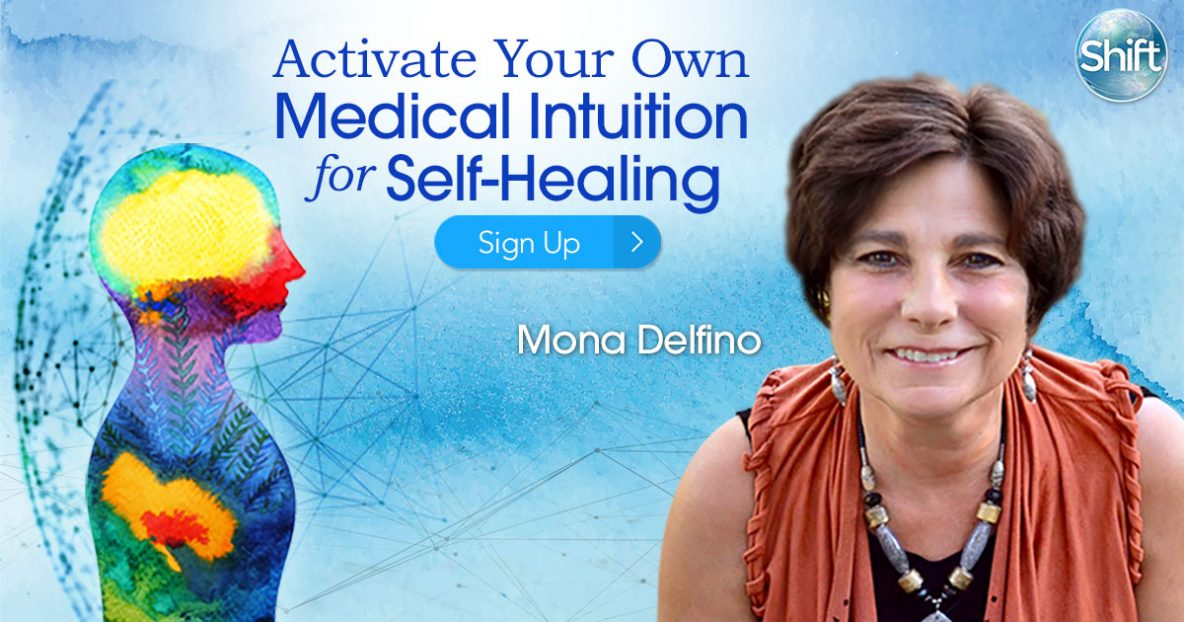 Join us for Guided Practices of Medical Intuition for Self-Healing & Energy Medicine to Clear & Balance Your Physical & Spiritual Immune Systems