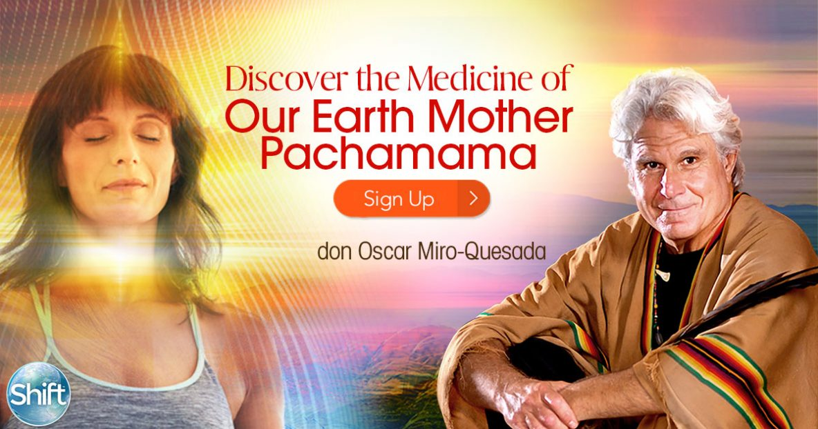 Peruvian Shamanic Self-Care Technique of Saywa - don Oscar Miro-Quesada will share Peruvian shamanic teachings