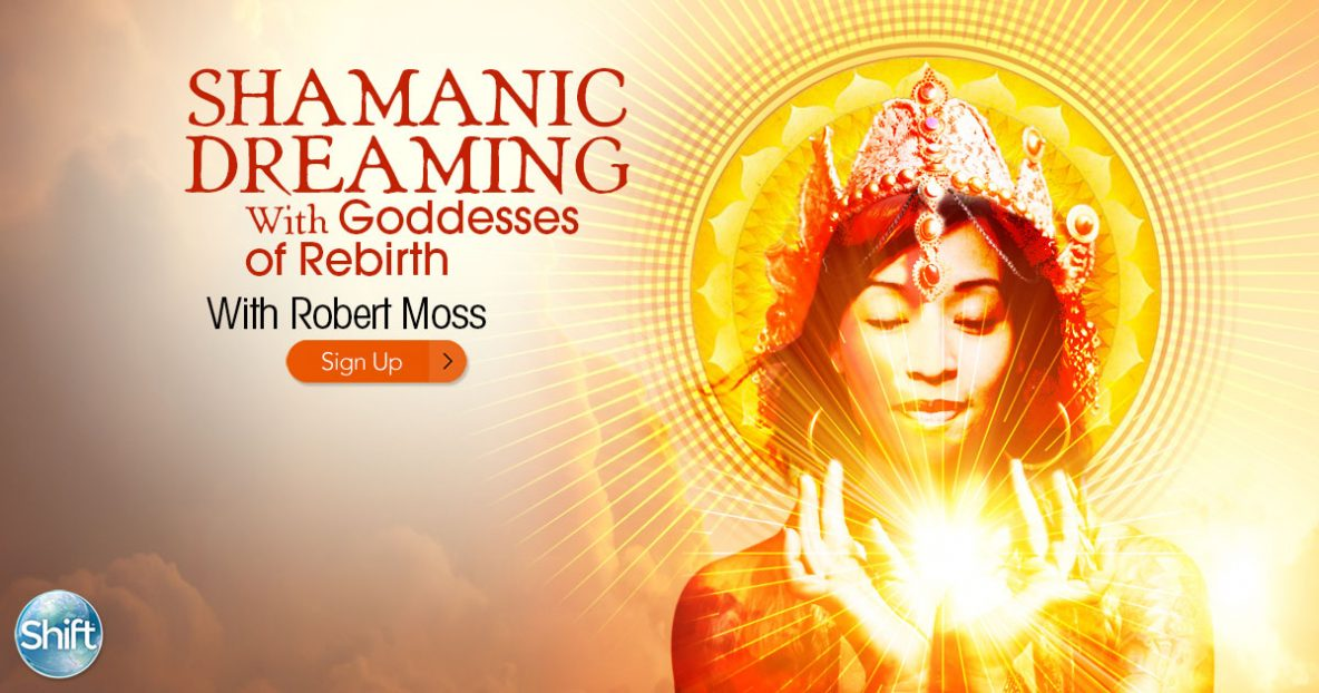 Join us for Shamanic Active Dreaming Guided Practices with Goddesses of Rebirth - Journey from Darkness With the Sun Goddess Amaterasu Into Your Larger Life