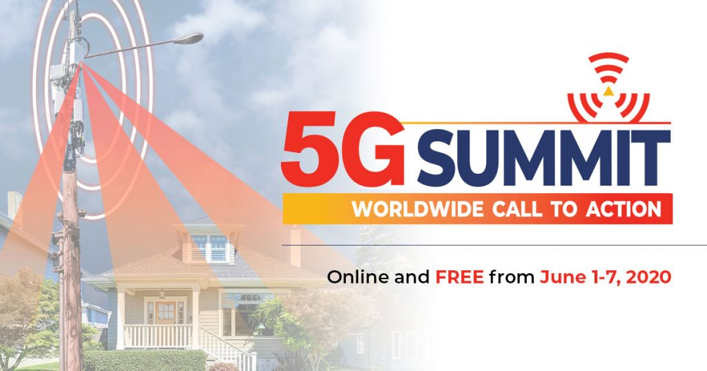 5G wireless EMF radiation bio harm health risks science view summit 2020