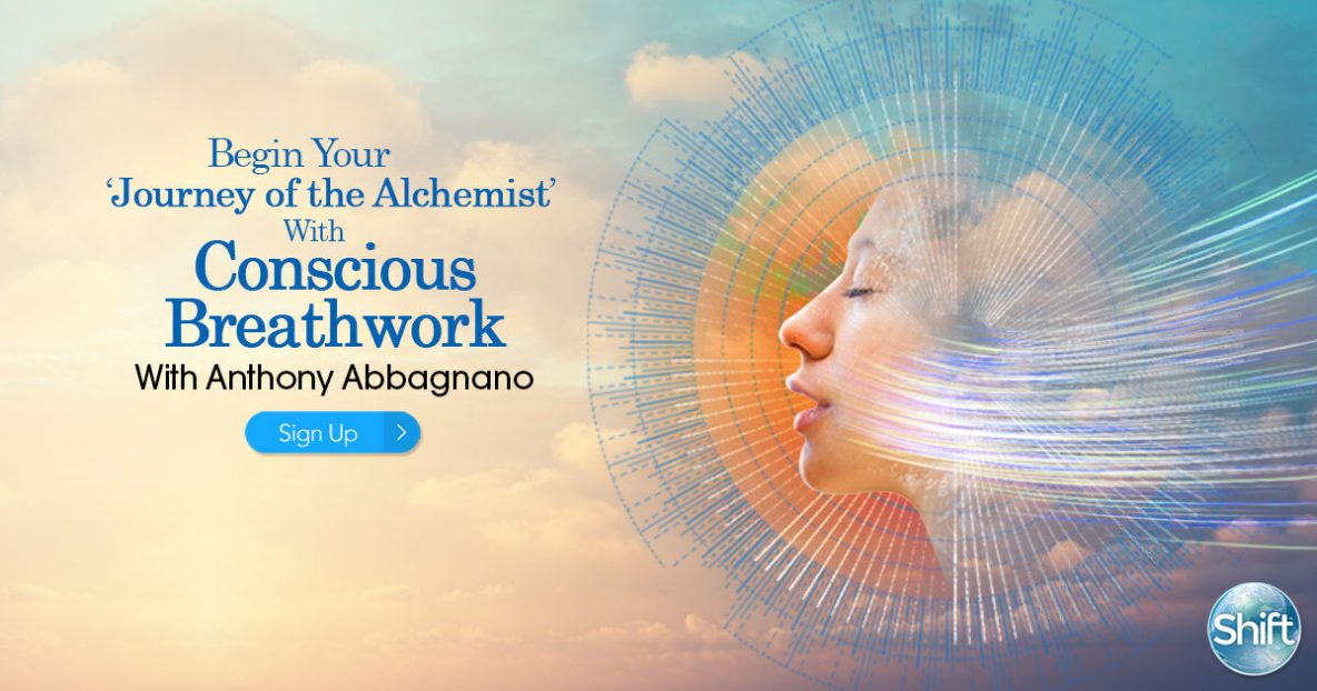 Conscious Breathwork Journey of the Alchemist to Access Feelings of Limitless Joy & Love to Be Reenergized and Fully Grounded