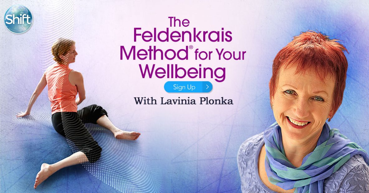 Discover Feldenkrais Method® for Your Wellbeing with Lavinia Plonka