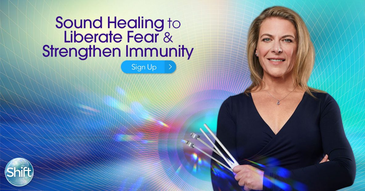Sound Healing to Liberate Fear & Strengthen Immunity with Eileen McKusick