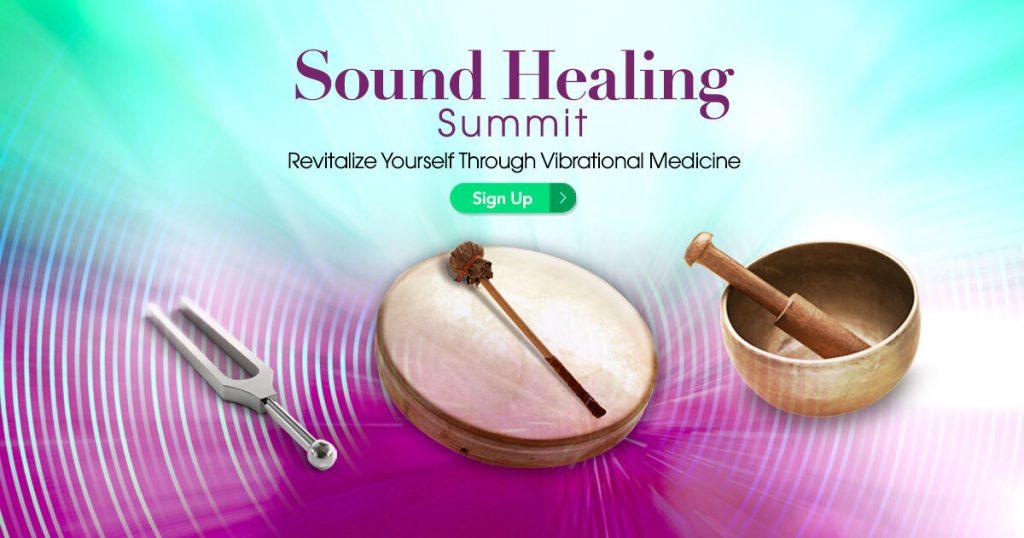 Sound Healing Summit August 3-7,2020