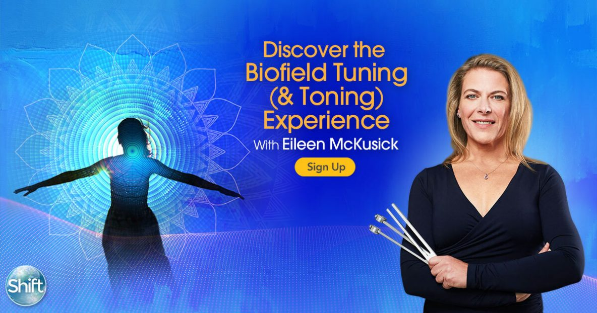 Experience Sound Healing Biofield Tuning & Toning with Eileen McKusick