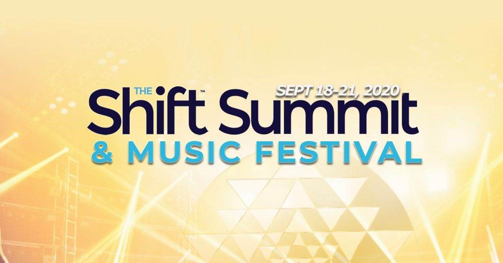 The Shift Summit & Music Festival September 18-21