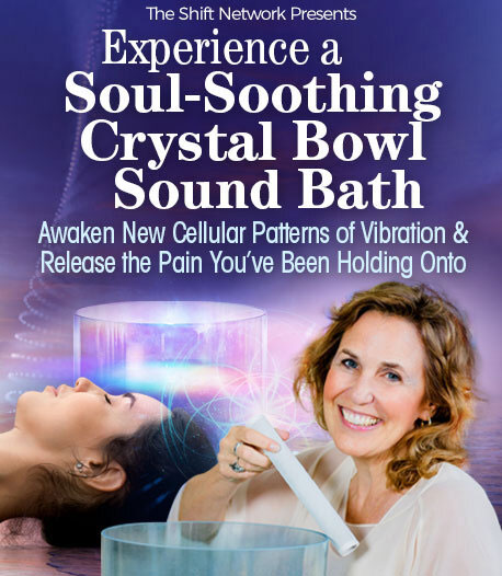 Experience a Soul-Soothing Crystal Bowl Sound Bath with Jeralyn Glass