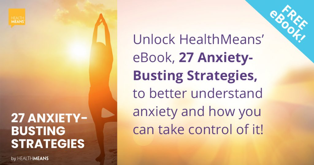 Free Book Download - 27 Anxiety-Busting Strategies eBook