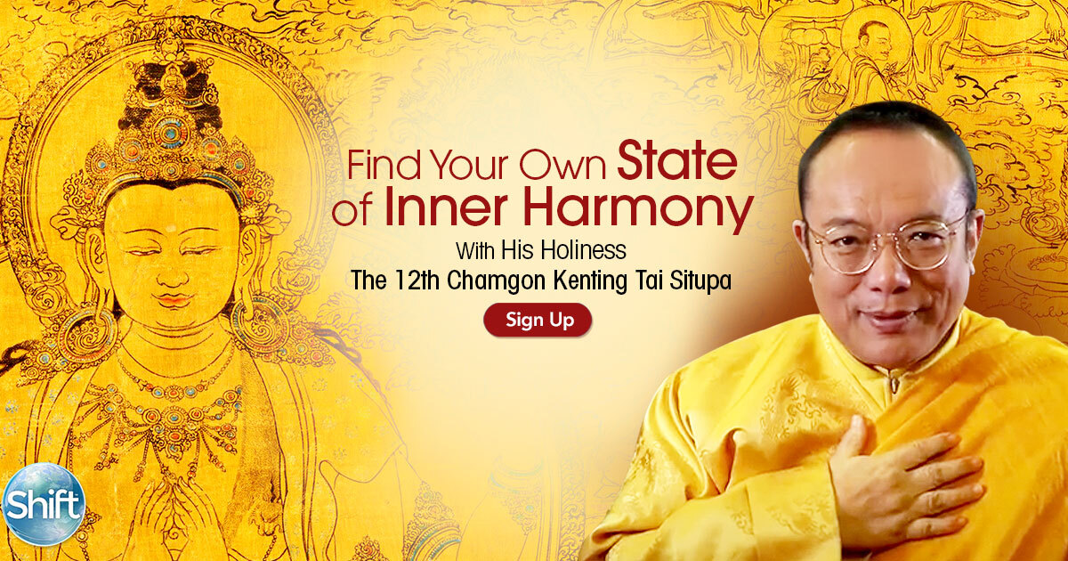 Find Your Own State of Inner Harmony Buddhist Practices to Weather Life's Storms With Wisdom, Grace, and a Light Heart