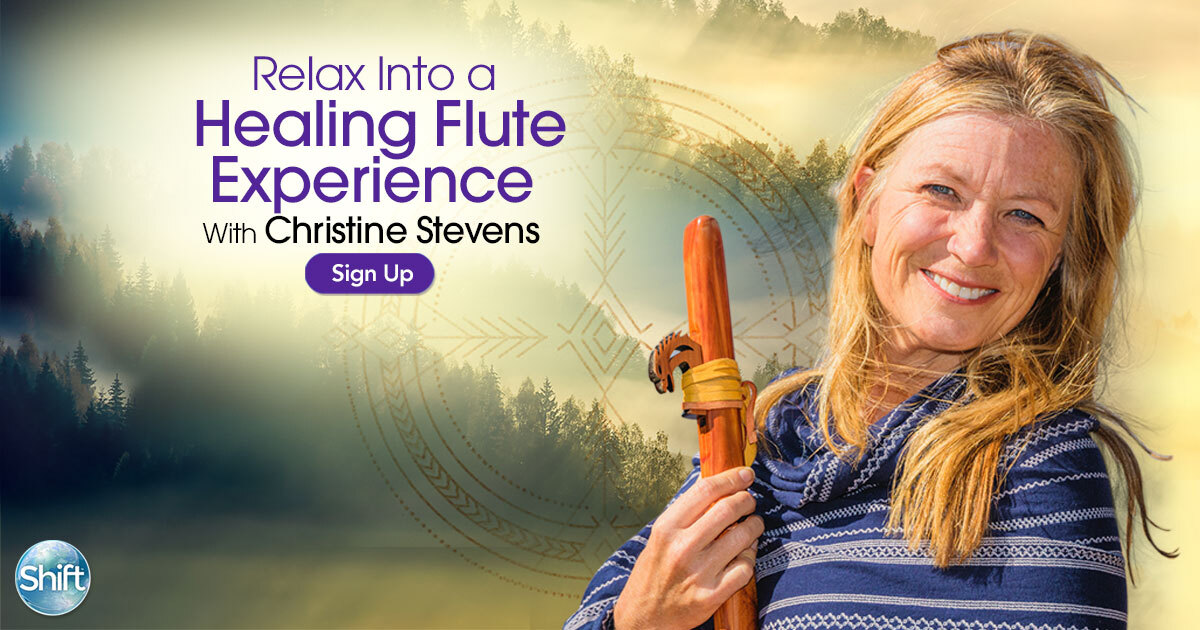 Discover why the flute is a holistic tool that can aid your personal transformation