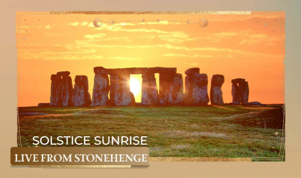 Celebrate the winter solstice with music, ritual, and ceremony for renewal