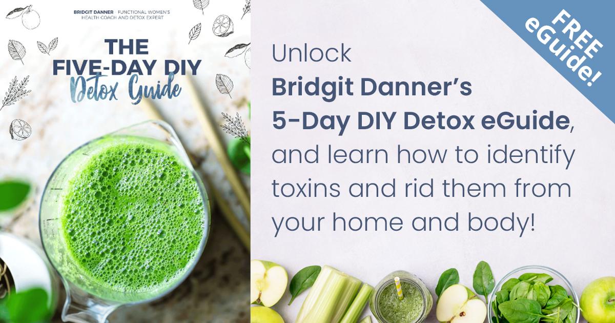 5 Day DIY Detox eGuide Free Download