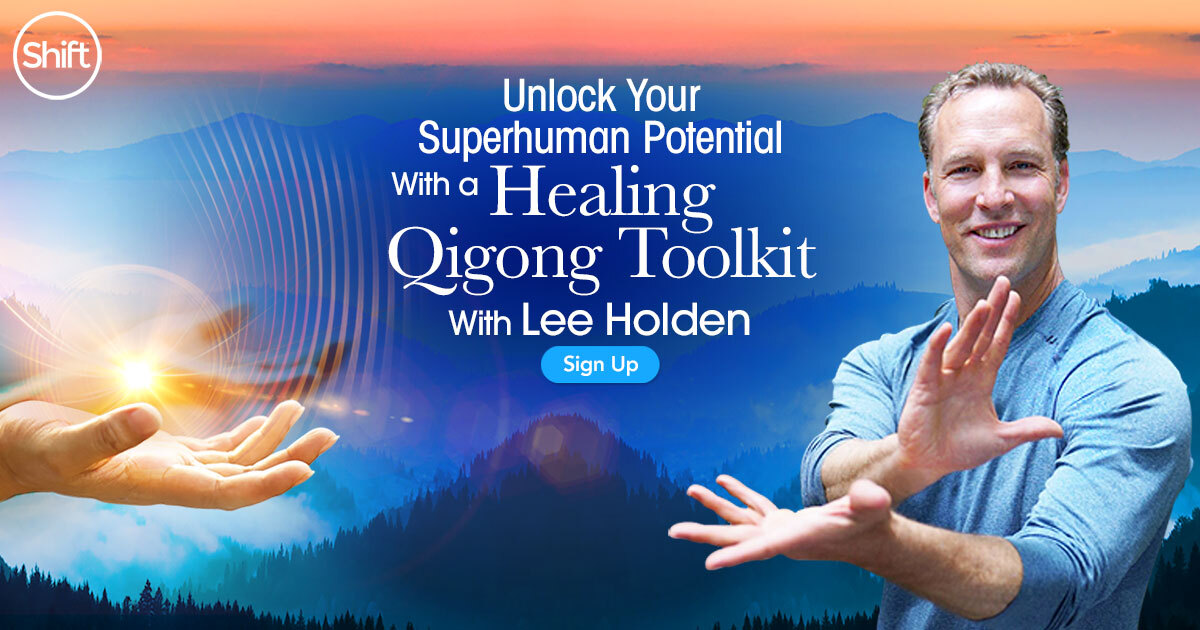 Unlock Your Superhuman Potential With a Healing Qigong Toolkit with Lee Holden