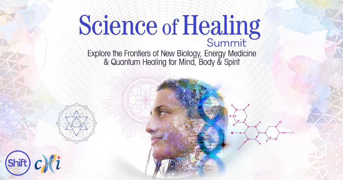 Science of Healing Summit March 15-19