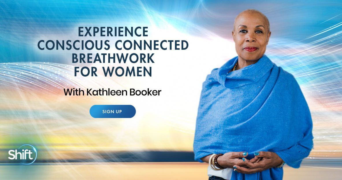 In Experience Conscious Connected Breathwork for Women: Gently Release Toxic Energies, Activate Inner Calm & Remember You Are Enough, you'll discover the breath as a powerful vehicle for accessing a deeper connection to Source, your true Self, and your capacity for self-love, courage, and strength.
