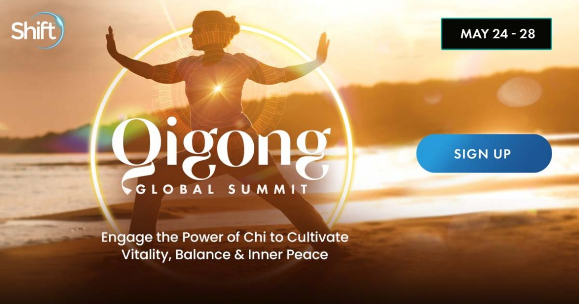 Qigong is the foundation for a life lived with more flow, bliss, and balance.