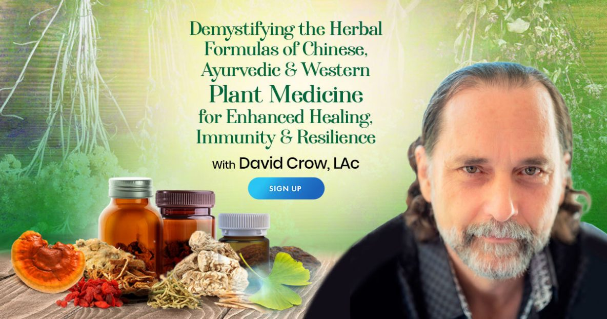 Herbalist David Crow will show you several reputable store-bought herbal medicines — what's in their formulas and how they aid different ailments ranging from digestion problems to stress.