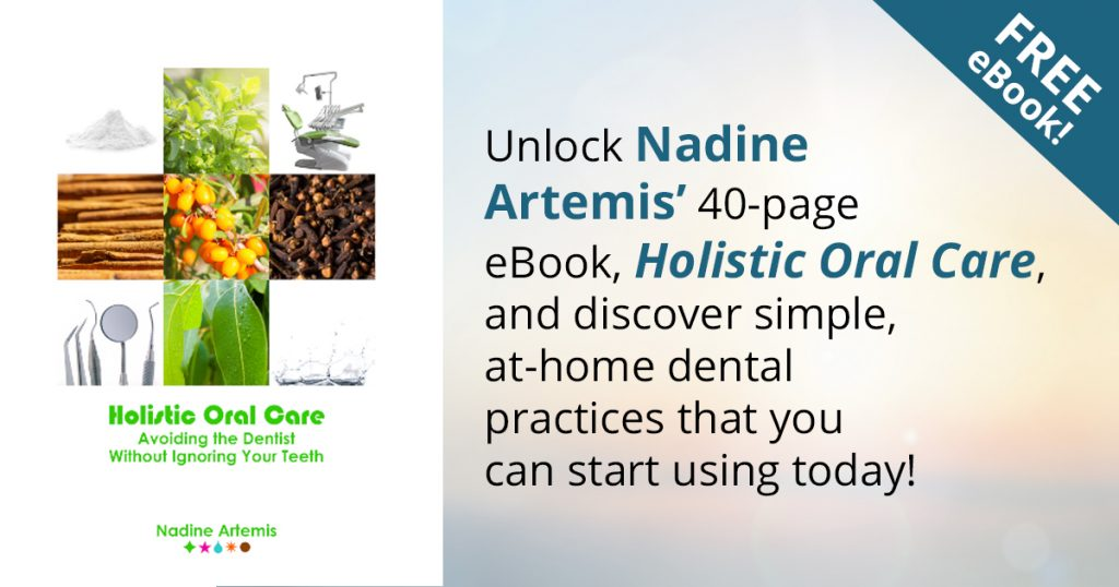Get this 40-page guide to holistic oral health for free