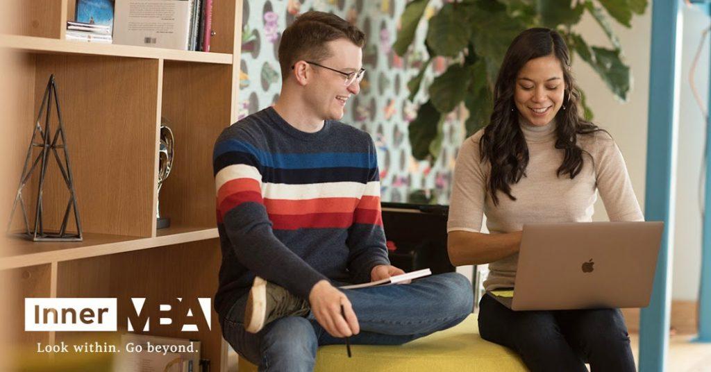 Inner MBA online learning training program of personal growth for business owners entrepreneurs